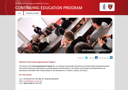 Continuing Education Program